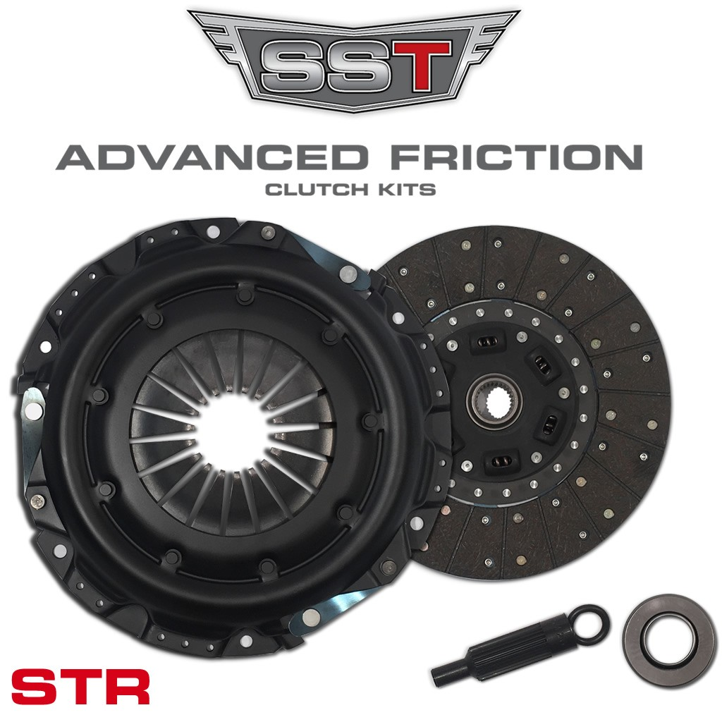 "SST 10.5"" X 1-1/8 26 Spline Clutch Kit Advanced Friction™ STR"
