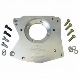 T5 Adapter Plate for Early Model Wide Pattern Ford Bellhouings