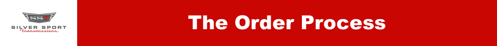 The Order Process