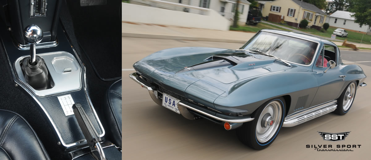 Gm Corvette C2 1963 1967 on t56 vs magnum