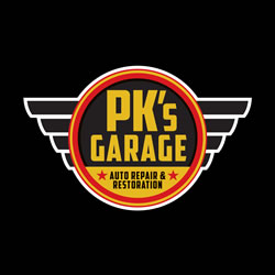 PK's Garage Official Silver Sport Transmissions TREMEC PerfectFit Installation Center