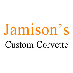 Jamison's Custom Corvette