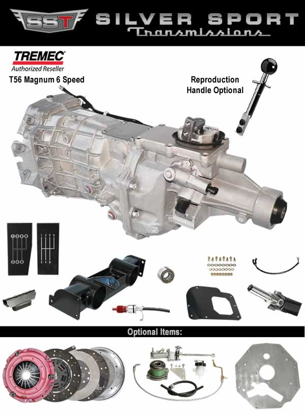 Chevy solutions modern driveline.