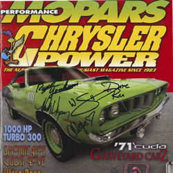 Chrysler Power