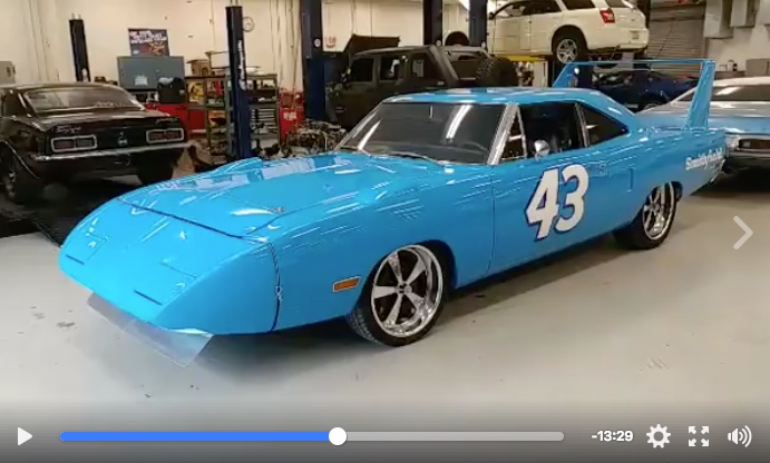 Superbird Richard Petty