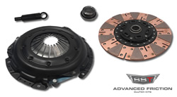 Advanced Friction Clutch Kit Silver Sport Transmissions