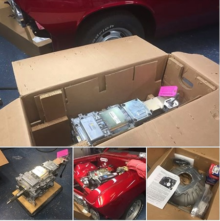 TREMEC TKO 600 PerfectFit Kit for Chevelle