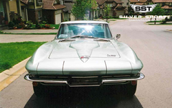 1966 Corvette Stingray TREMEC TKO
