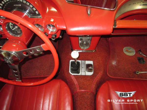 TREMEC TKO 5-Speed 1960 Corvette