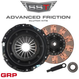 "SST 11"" X 1-1/8 26 Spline Clutch Kit Advanced Friction™ GRP"