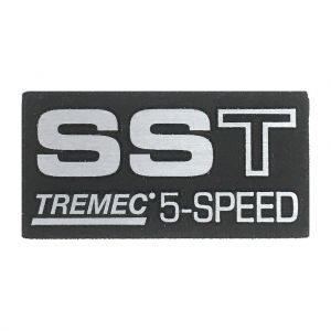 TREMEC 5-Speed Dash Plaque