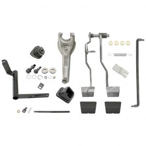 Clutch Pedal Assembly Kit for GM A-Body