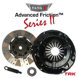 "SST 11"" X 1-1/8 26 Spline Clutch Kit Advanced Friction™ TRK"