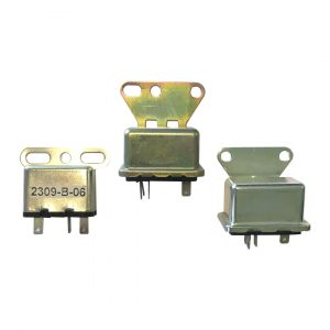 1966-1967 Dodge Charger Headlight Relay, Set of 3
