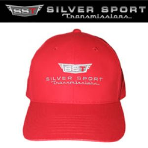 Silver Sport Transmissions Cap