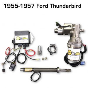 Electric Power Steering Kit 1955-1957 Thunderbird