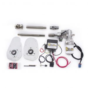 Electric Power Steering Kits for 1960-1965 Ford Comet, Falcon, and Rancher