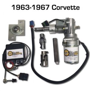 Electric Power Steering Kit for 1963-1967 C2 Corvette
