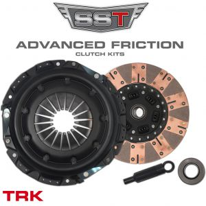 "SST 10.5"" X 1-1/8 26 Spline Clutch Kit Advanced Friction™ TRK"