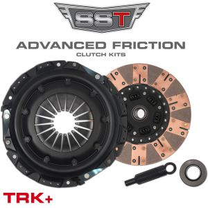 "SST 11"" X 1-1/8 26 Spline Clutch Kit Advanced Friction™ TRK+"