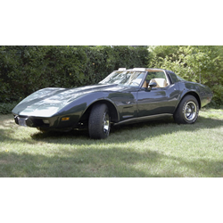 Brian Woods 1979 Corvette with A41 Automatic