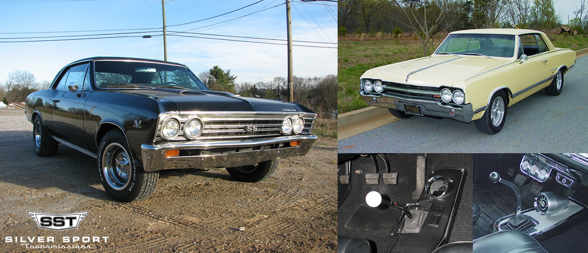 TREMEC Overdrive Conversion Kits for 1964-1967 GM A Body: Chevelle, Tempest, GTO, El Camino, LeMans, Skylark, 442, Cutlass, Beaumont, Special