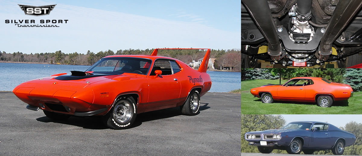 TREMEC TKO, TREMEC Magnum and SST A41 Conversion Kits for