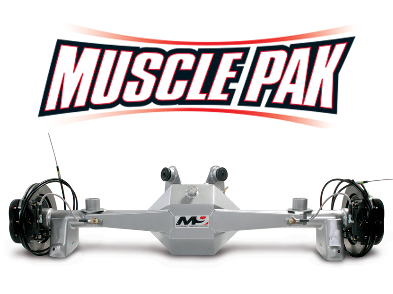 Complete M9 (Fabricated) Muscle Pak