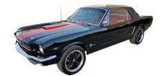 Ford Mustang Tremec TKX and Magnum Conversion Kits